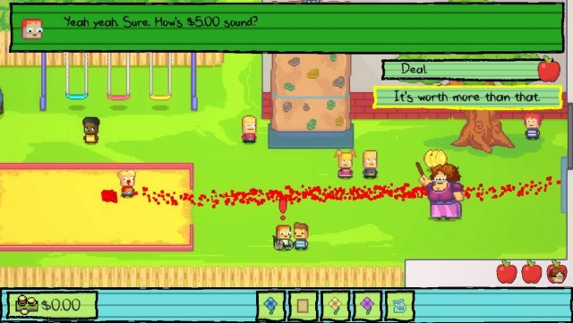 Kindergarten 2 - Flowers For Diana Storyline Guide