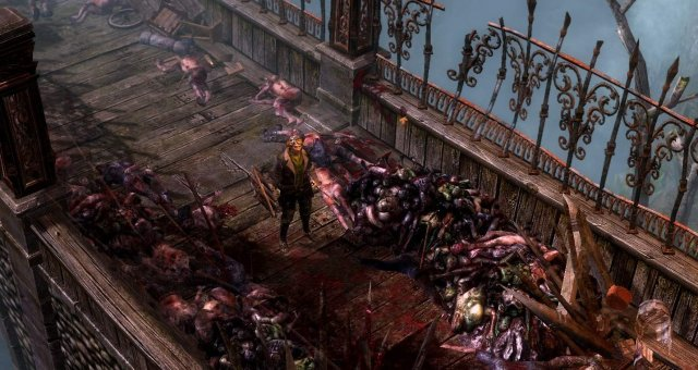 Grim Dawn - The Acid Dervish Build (Invincible Dance of Blades)
