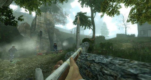 Battle Grounds III - How to Bayonet Charge Correctly
