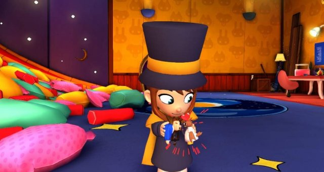 A Hat in Time - How to Obtain Overpowered Umbrella (Cheat)