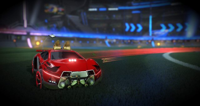 Rocket League - Ultimate Half Flip Guide