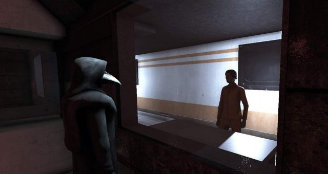 SCP: Secret Laboratory - How to Deal with 096