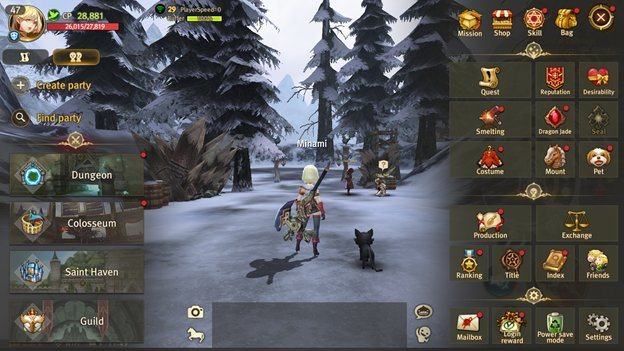 World of Dragon Nest - Index System Guide