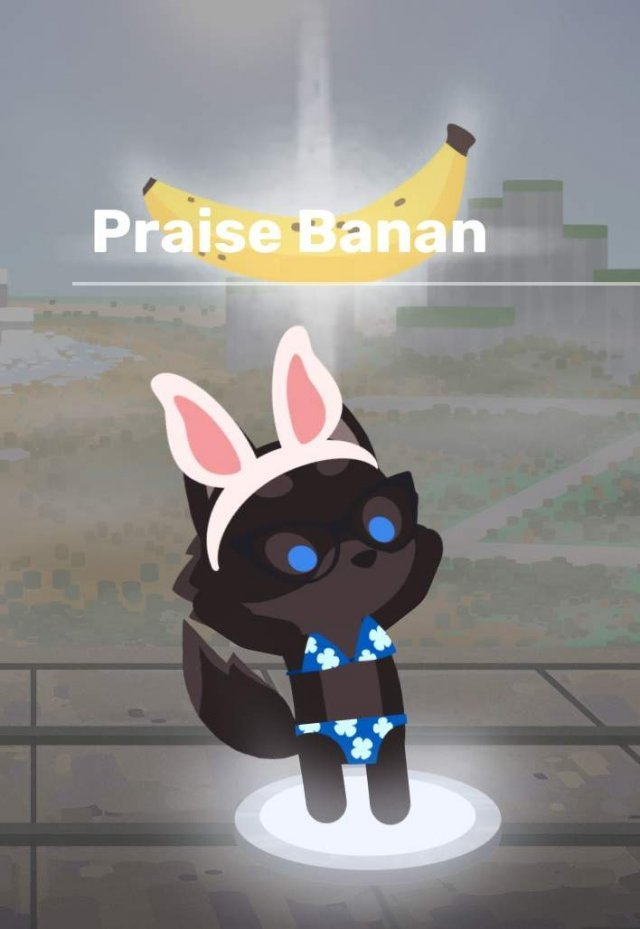 Super Animal Royale - How to Get Praise Banan and No Dancing Sign Melee