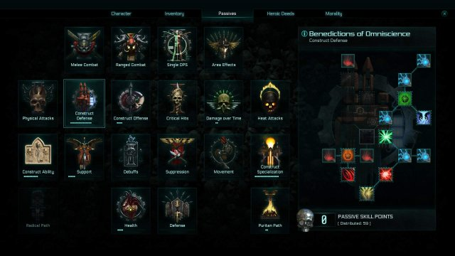 Warhammer 40,000: Inquisitor - Martyr - Tech Adept Guide