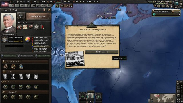 Hearts of Iron IV - Kaiserreich: How to Win the 2nd American Civil War
