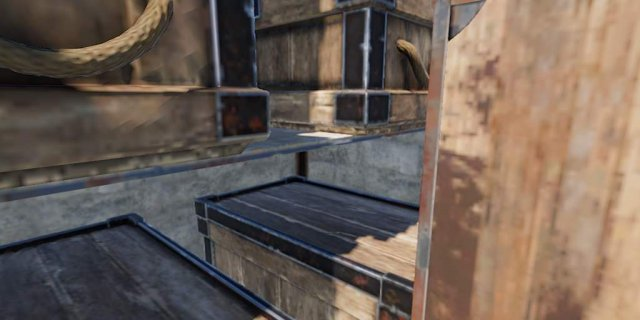 Rust - How to Create a Secret Compartment