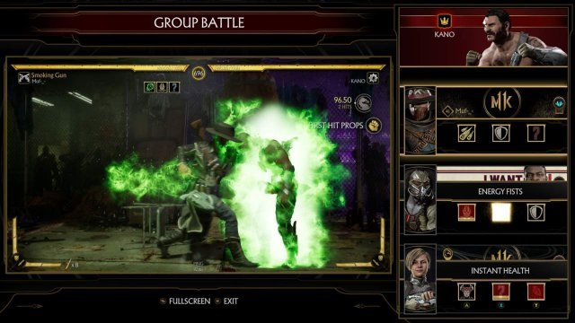 Mortal Kombat 11 - How Co-op Towers of Time Work