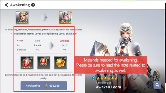 LYN: The Lightbringer - Hero Awakening