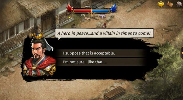 ROTK The Legend of CaoCao - Story Battle Guide