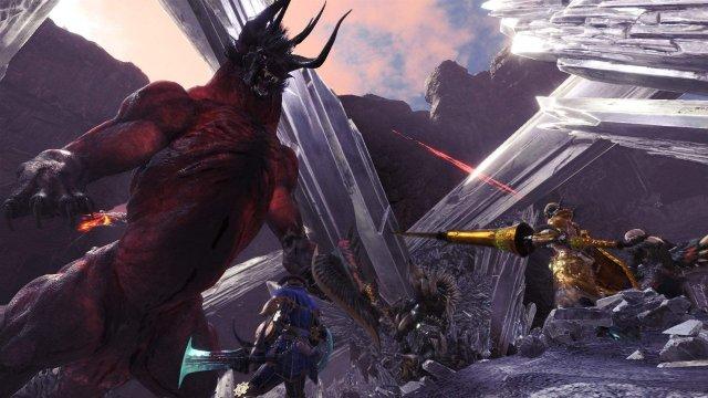 Monster Hunter: World - Extreme Behemoth Guide