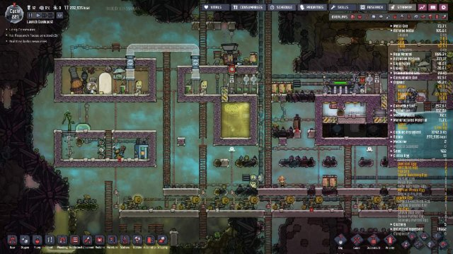 Oxygen Not Included - Surviving the Late-Game