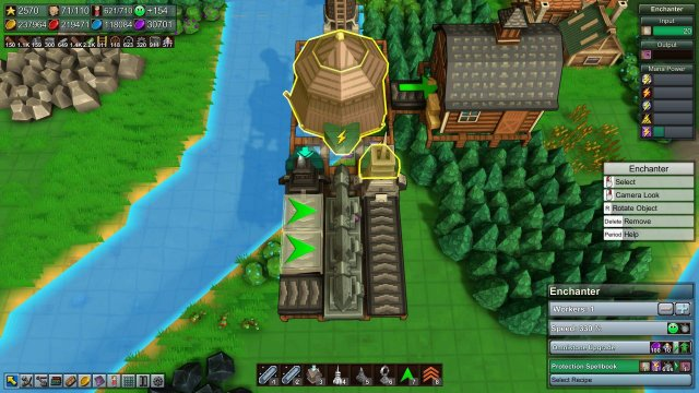 Factory Town - How to Build a Vertical Pipe