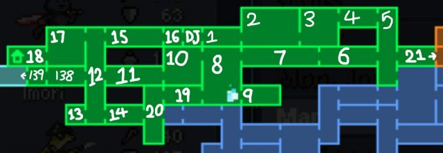 Monster Sanctuary - Monster and Chest Location Guide