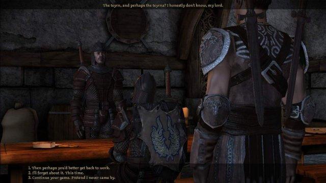Dragon Age: Origins - Getting Inside the Treasury Guide (Human Noble Origin Story)