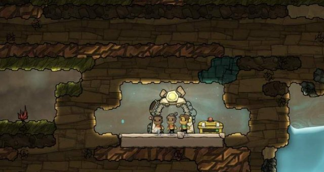 Oxygen Not Included - Asteroid Spawn Seeds