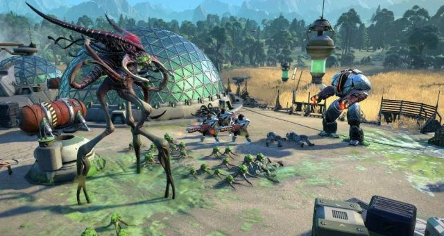 Age of Wonders: Planetfall - Operations Guide