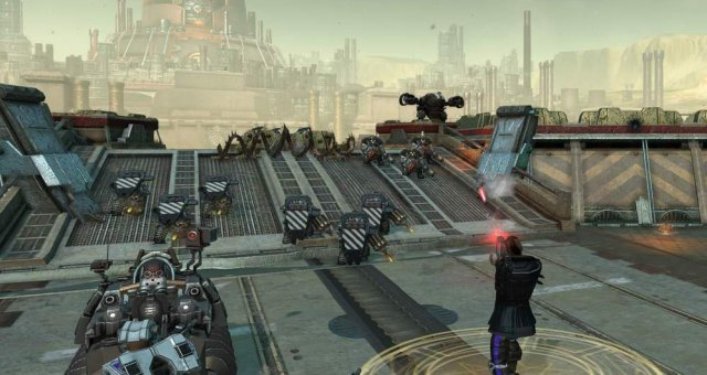 Age of Wonders: Planetfall - NPC Factions Mechanics