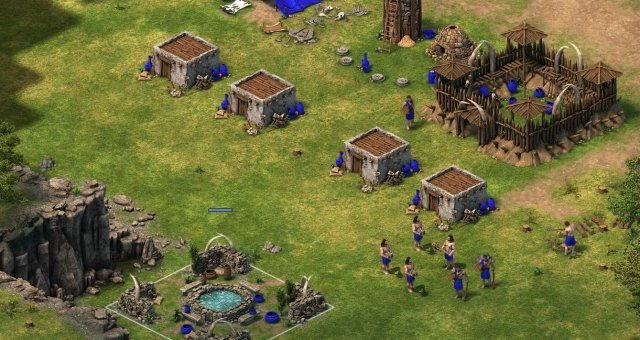 Age of Empires Definitive Edition » Gameplay tips // Game