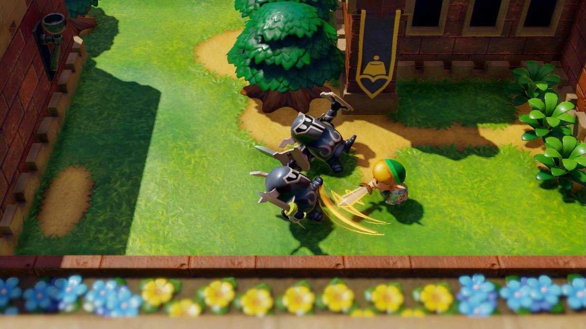 The Legend Of Zelda Link S Awakening How To Get The