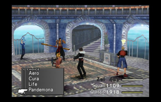 Final Fantasy VIII - Remastered - Achievement Guide (Disc Two)