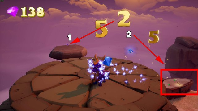 Spyro Reignited Trilogy -  Peace Keepers Achievement Guide (Walkthrough)
