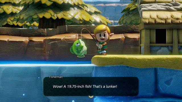 #1 The Legend of Zelda: Fishing Pond Full Guide 1