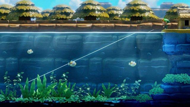 #1 The Legend of Zelda: Fishing Pond Full Guide 3
