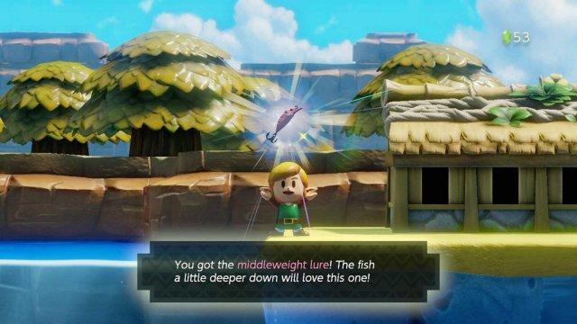 #1 The Legend of Zelda: Fishing Pond Full Guide 2