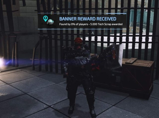 The Surge 2 - How the Banner System Works
