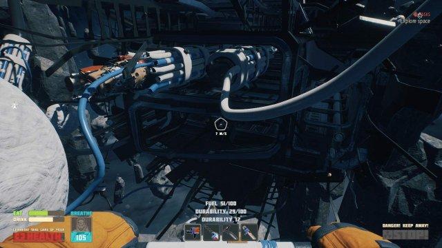 Breathedge - ZAZ-I Vehicle Blueprints