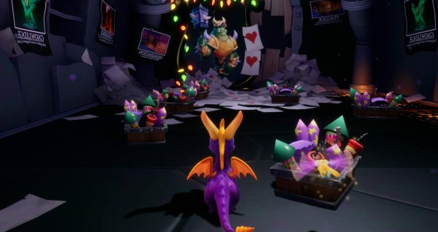 Spyro Reignited Trilogy - All Cheats Codes (Keyboard)