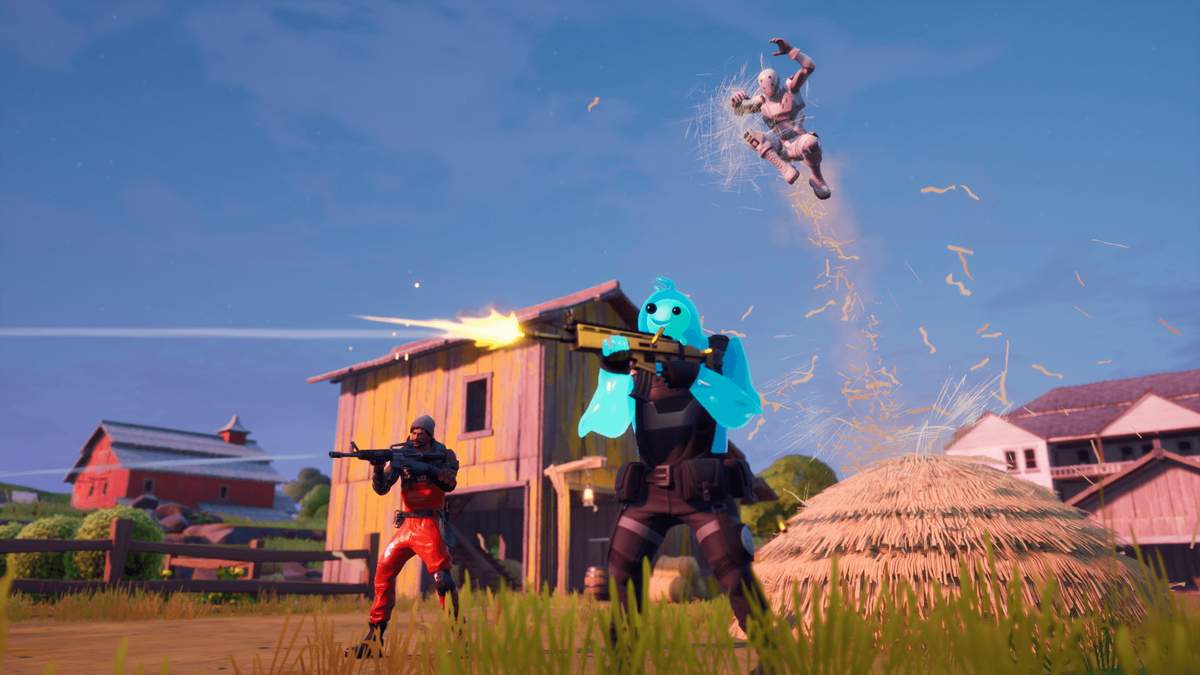 Fortnite How To Adjust Screen Size Ps4 Xbox One