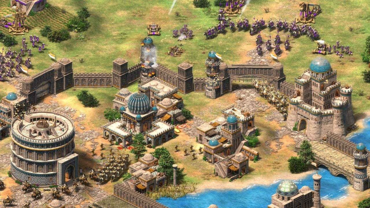 Age Of Empires 2 Release