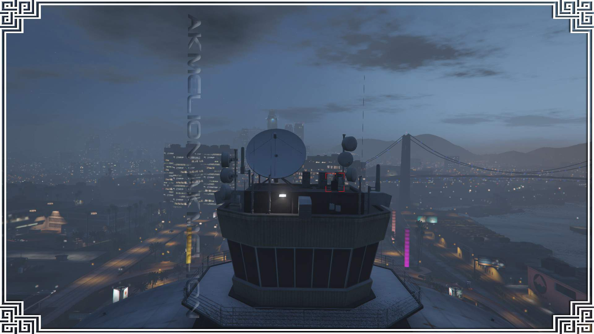 Updated Collectables Map Gtaonline