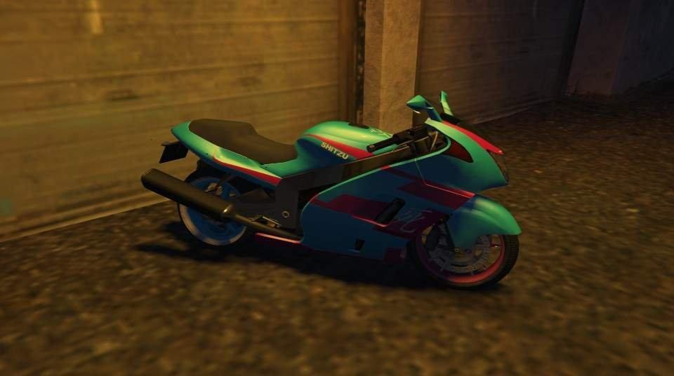Gta 5 Basic Motorbike Bumpjumping Guide Gta Online