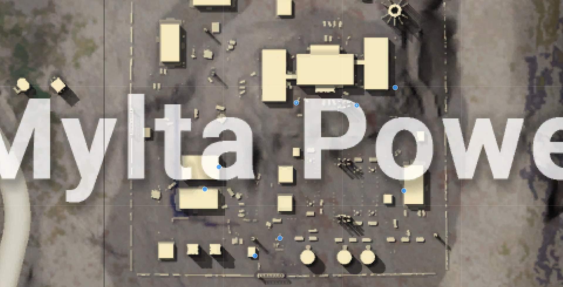 PUBG - CCTV Camera Locations (Season 6)