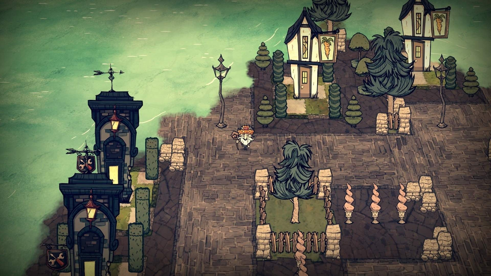 Don T Starve Terrorizing Greenland Guide And Other Islands
