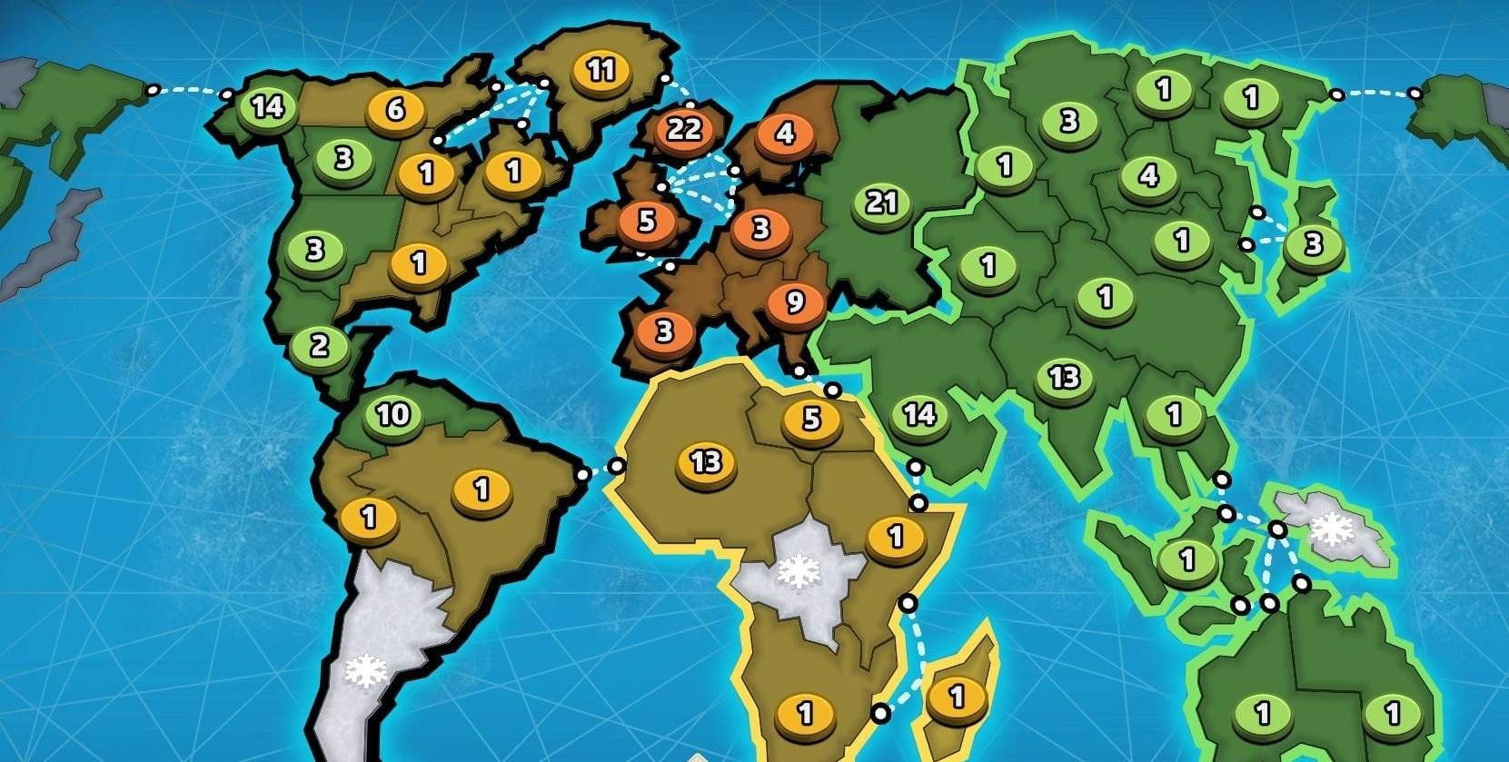 Risk Global Domination - Basic Strategy Guide For Beginners-9482