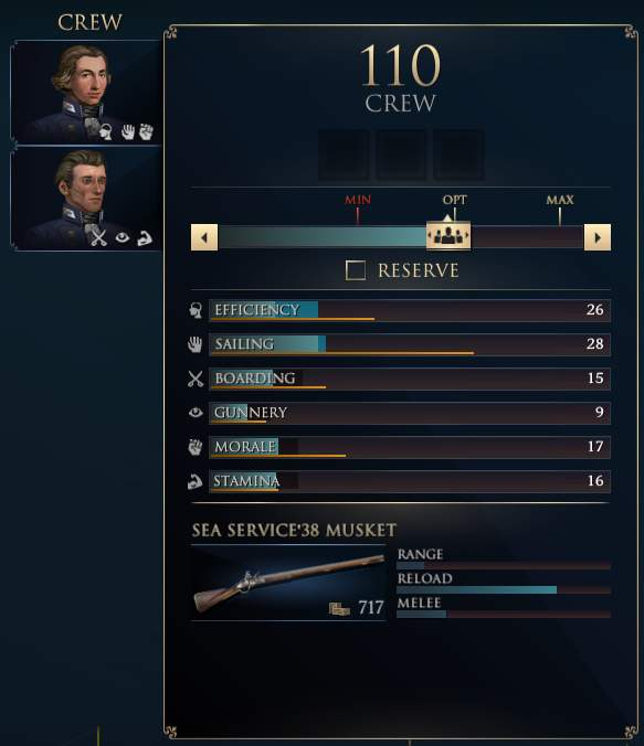 [Ultimate Admiral: Age of Sail] 终极海军上将:航海时代