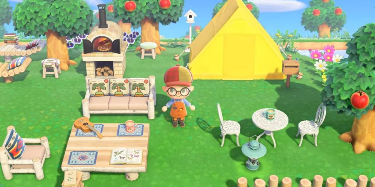 Animal Crossing New Horizons Controls For Nintendo Switch