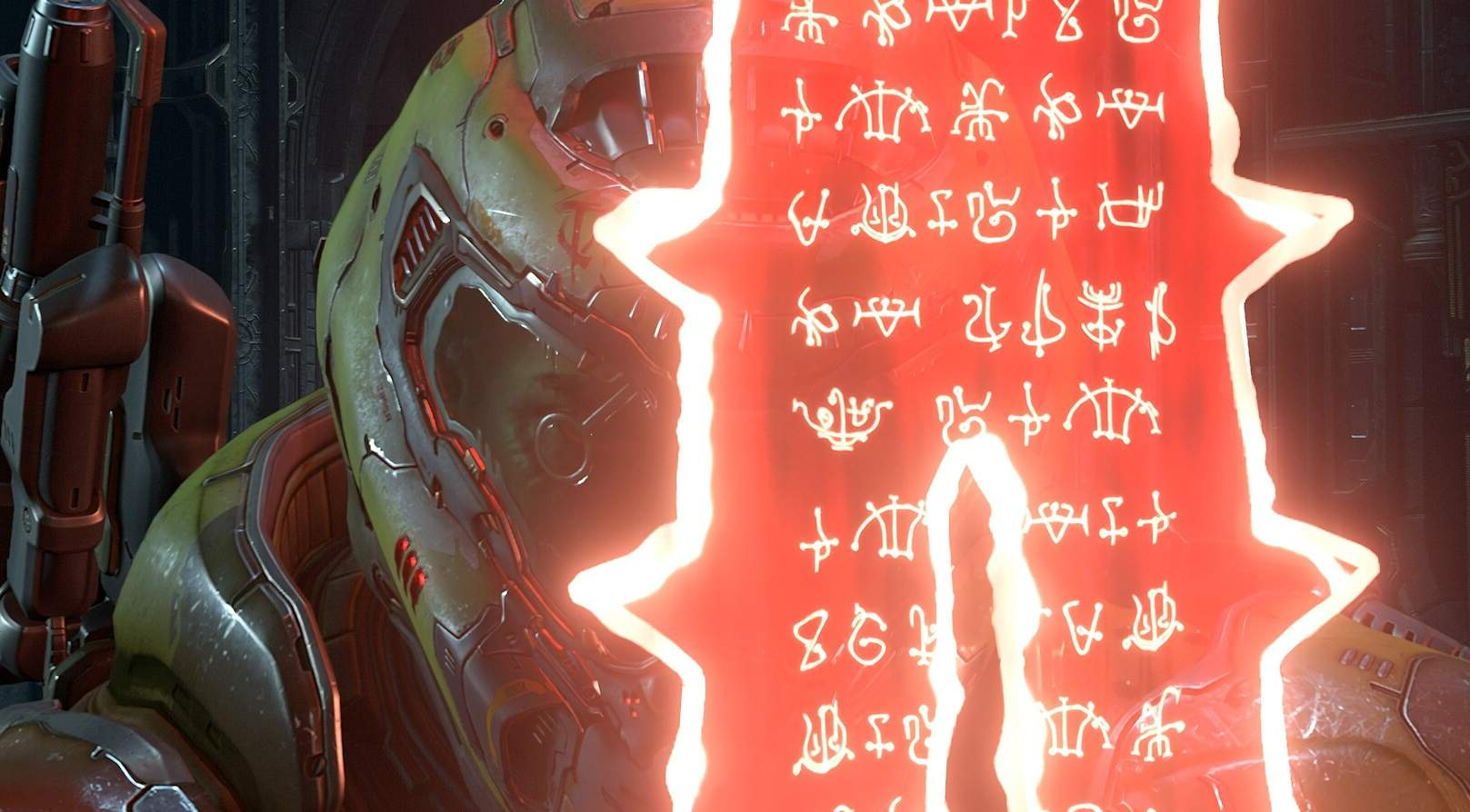 Doom Eternal Taras Nabad 2nd Secret Encounter
