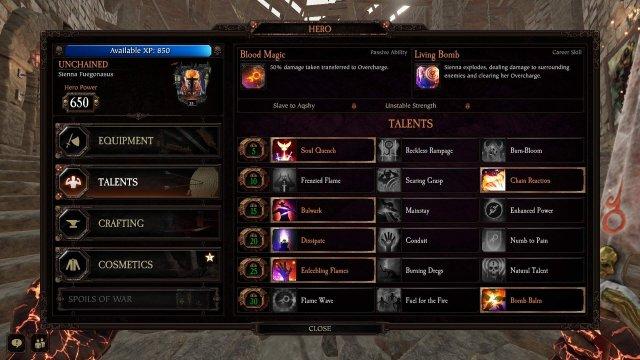 [Warhammer: Vermintide 2]|战锤:末世鼠疫2