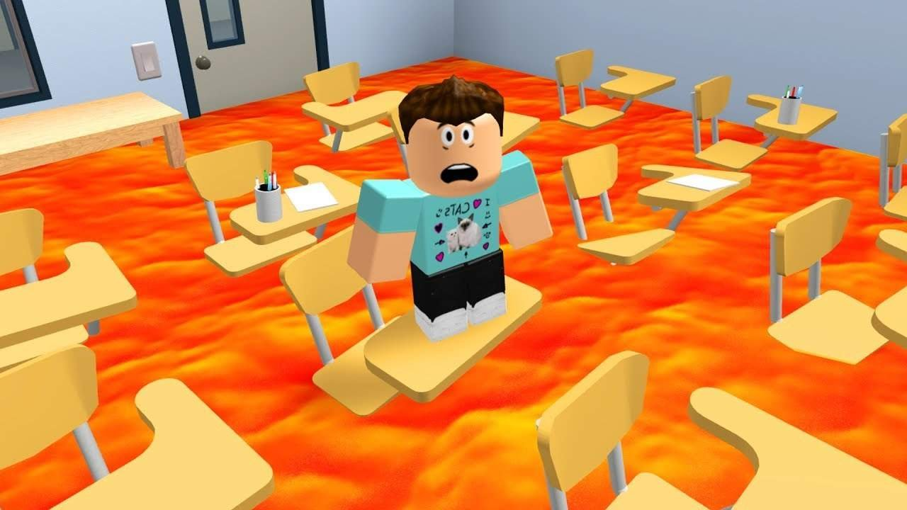 Roblox The Floor Is Lava Codes July 2020