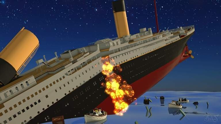 Roblox Titanic Codes September 2020