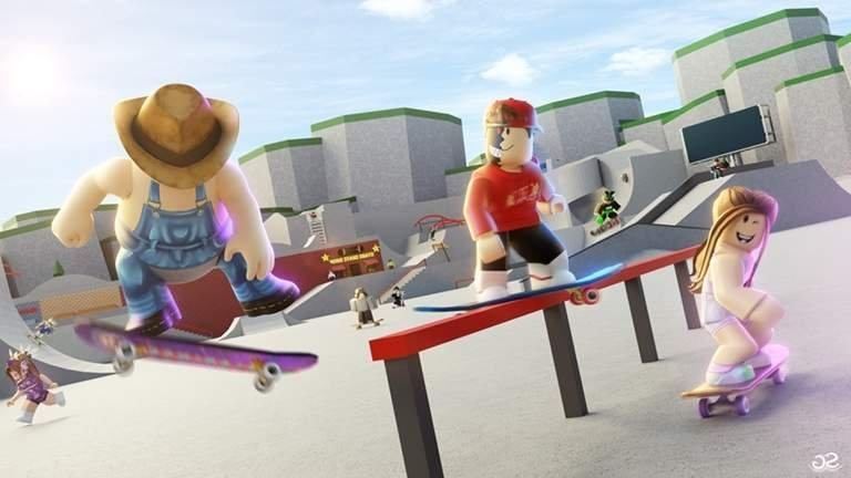 Roblox Skate Park Codes July 2020